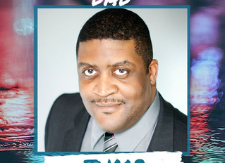 Meet the Cast - Kyron Hayes as Dad