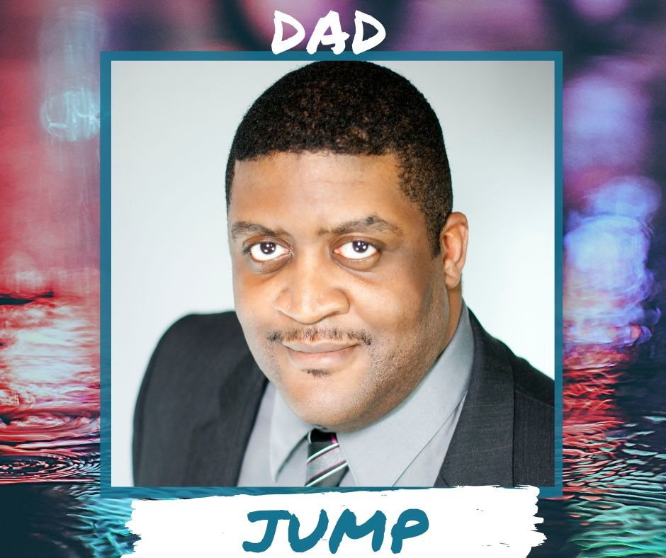 Kyron Hayes - Dad in Jump