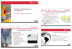 CBRE Client Presentation