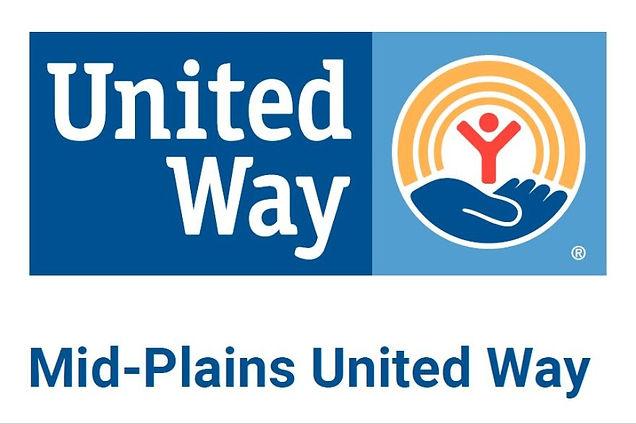 Mid-Plains United Way logo