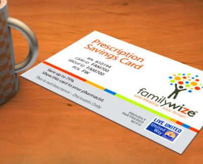 FamilyWize Prescription Drug Program
