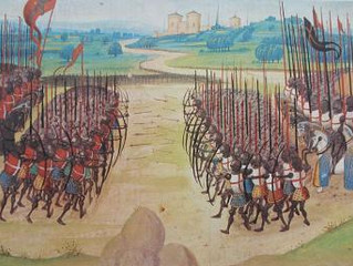"Medieval Geopolitics: The Medieval ""Military Revolution"""