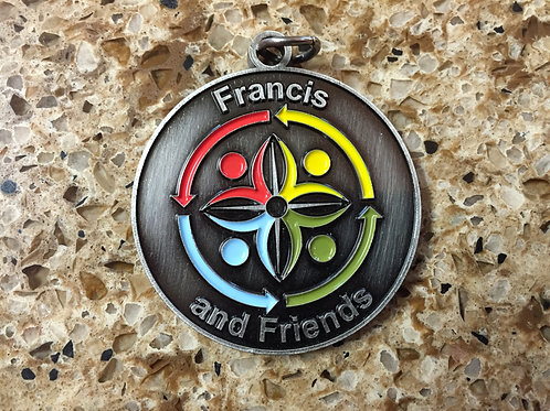 Additional Francis and Friends Merit Medal