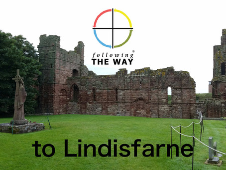 following The Way to Lindisfarne