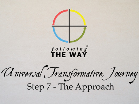 The Journey: The Approach