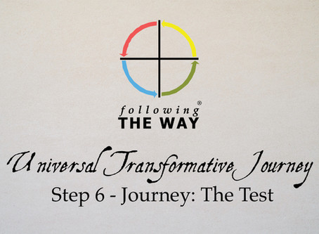 The Journey: The Test