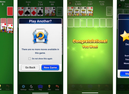 A Solitaire Life