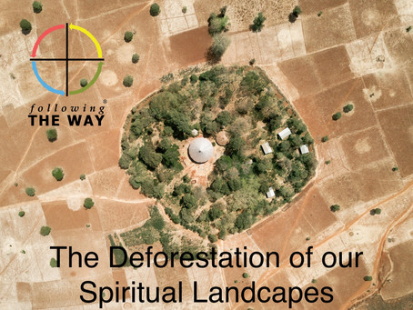 The Deforestation of our Spiritual Landscapes