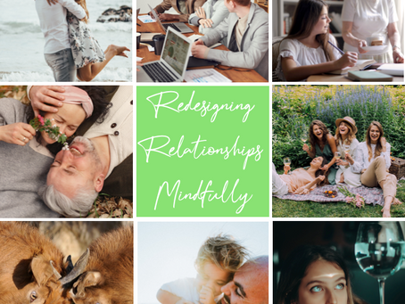 Redesigning Relationships Mindfully - a brand new pilot program