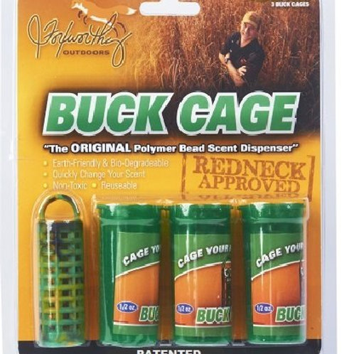 Buck Cage 3 Pack