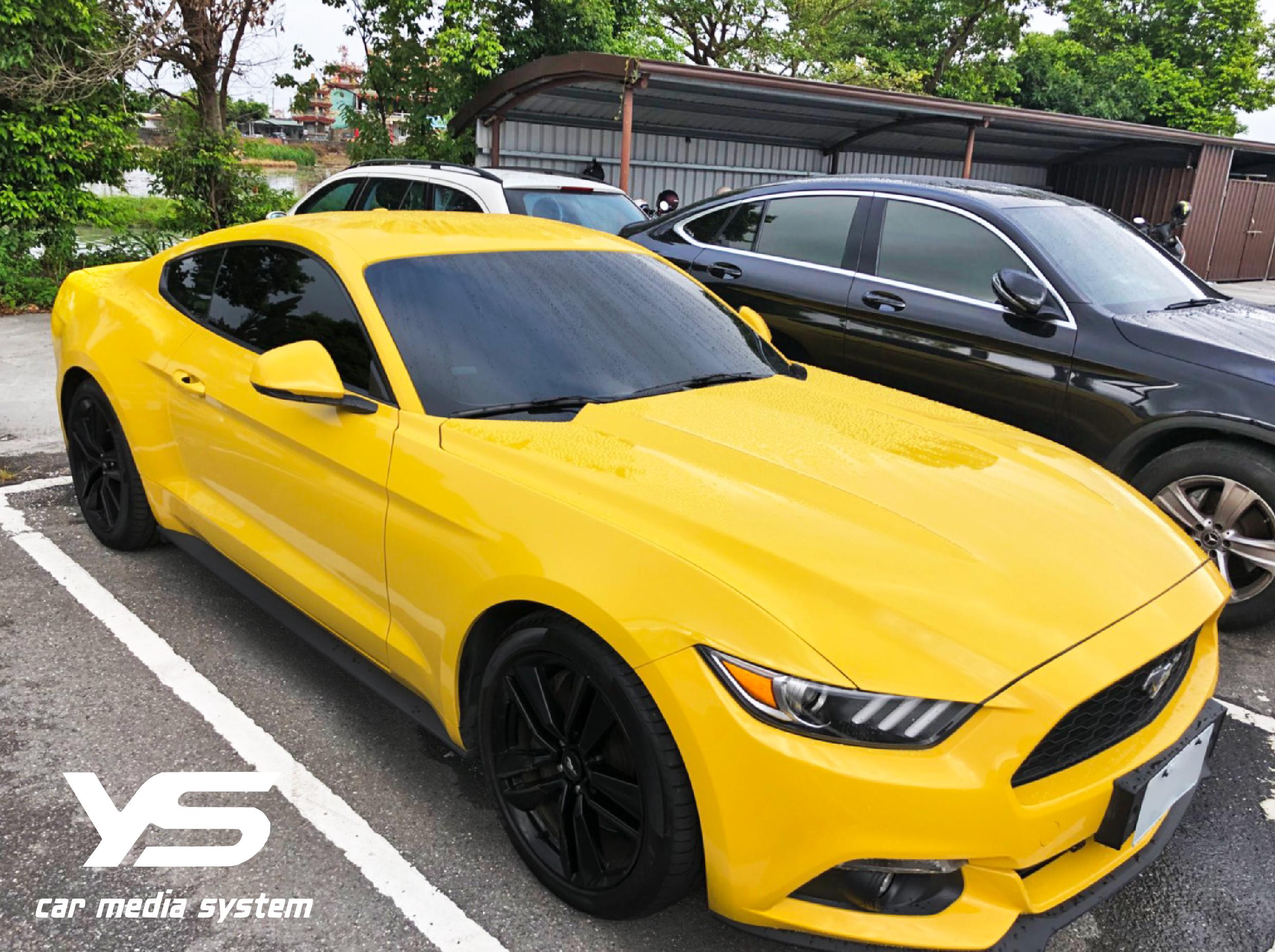 2017年 野馬 Mustang