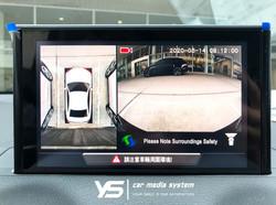 高超夜視360度環景輔助系統