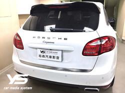 保時捷Cayenne (E2)
