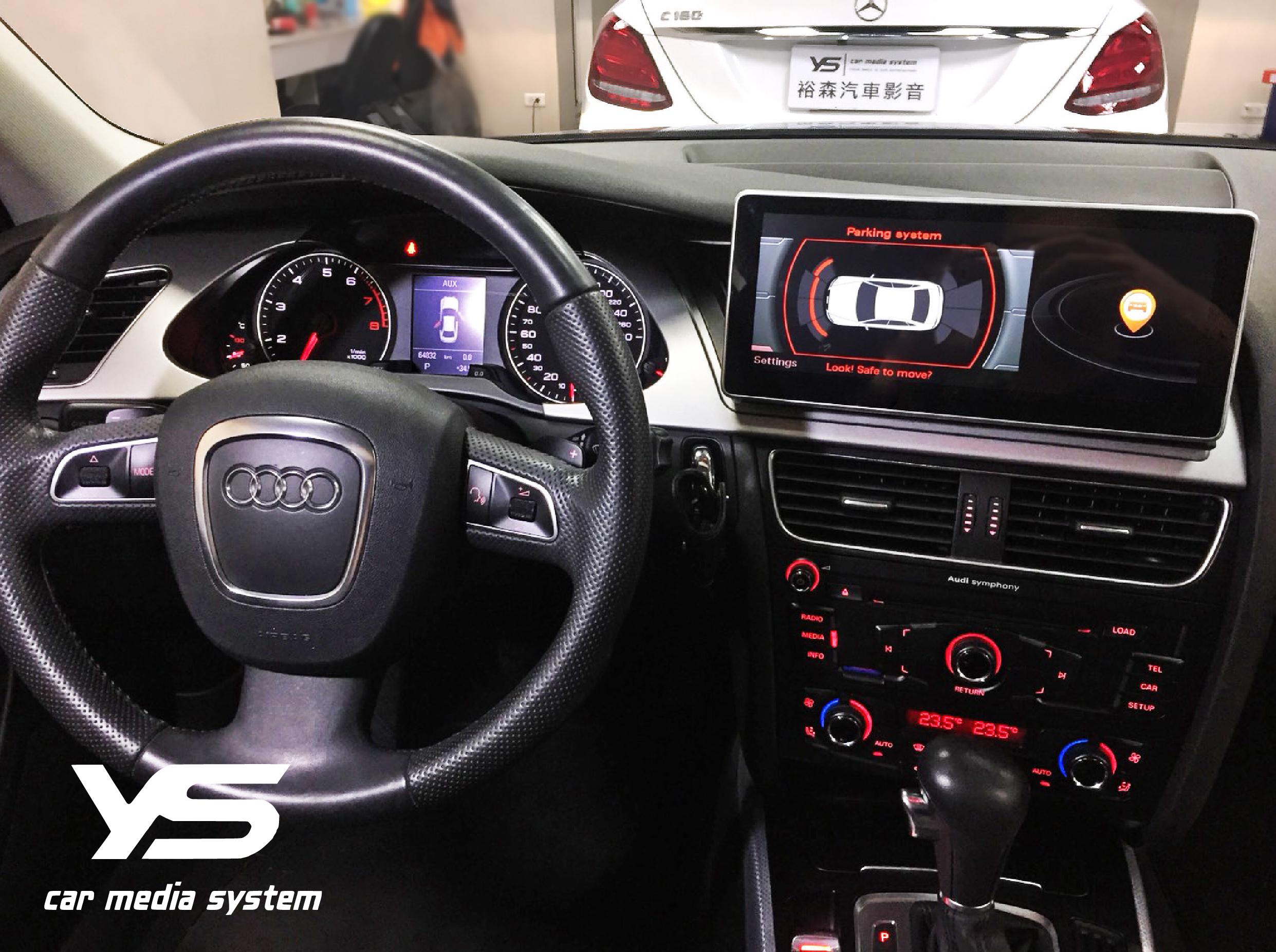 原車PDC停車距離控制系統