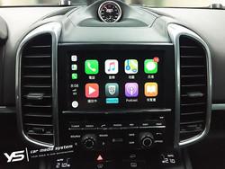 Cayenne CarPlay
