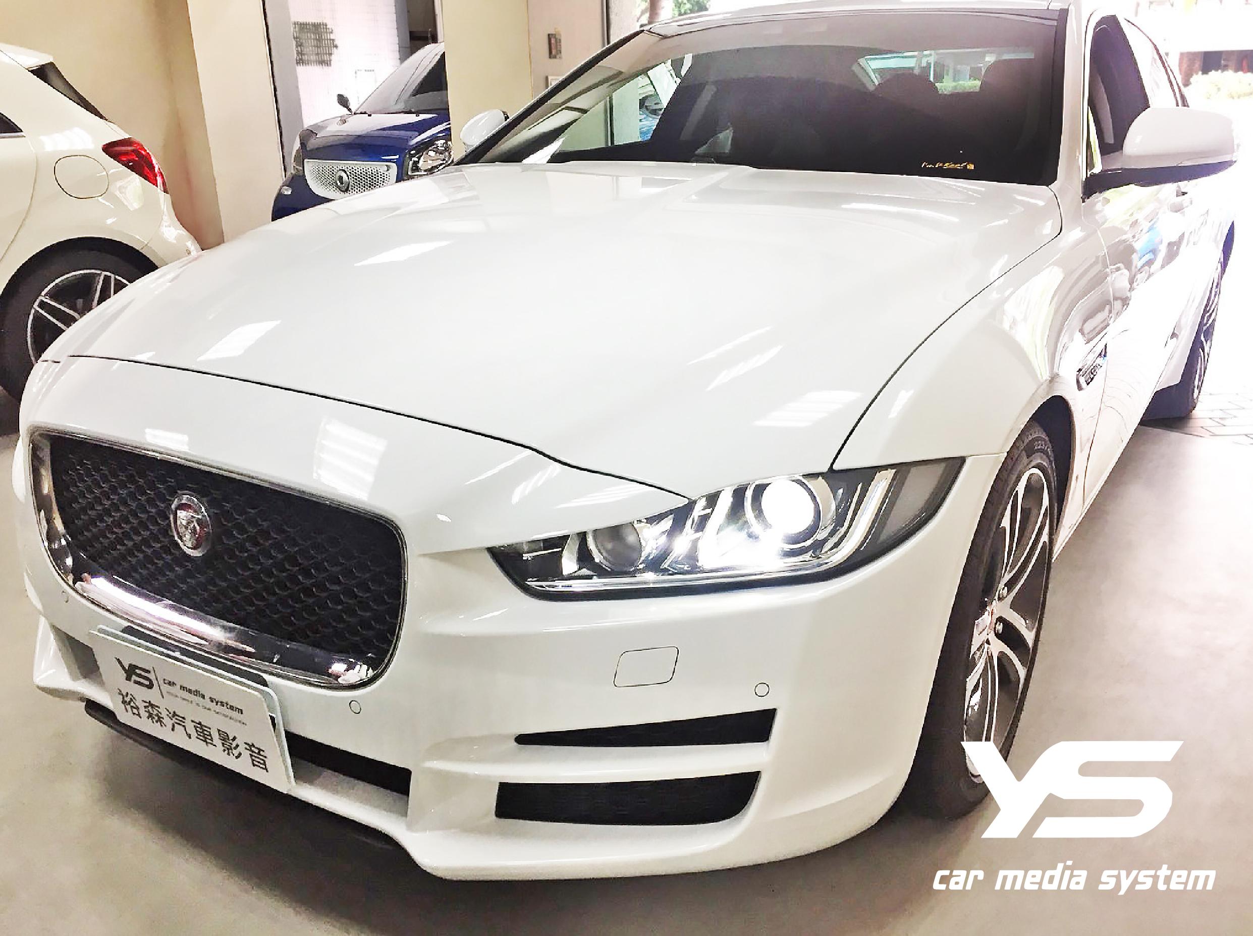 新款Jaguar XE