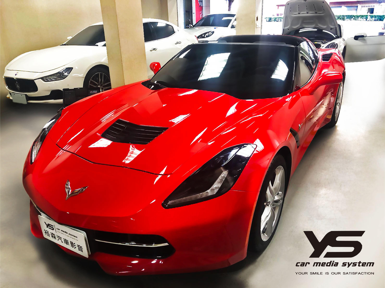 Chevrolet紅色