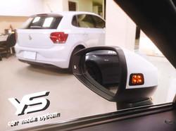 Audi原廠盲點偵測輔助系統
