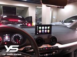 Audi Q2 carplay