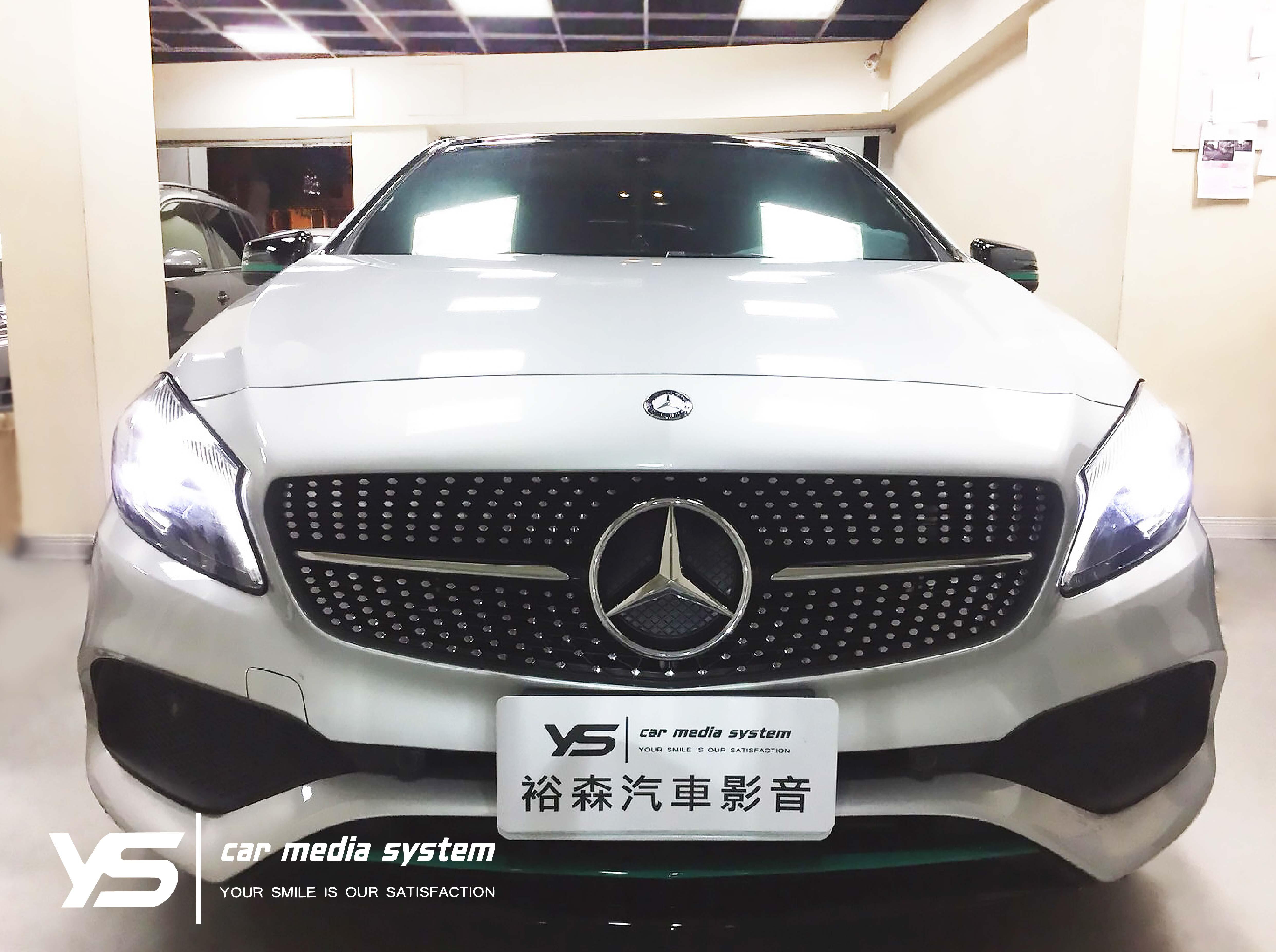 2016年 Benz A-Class