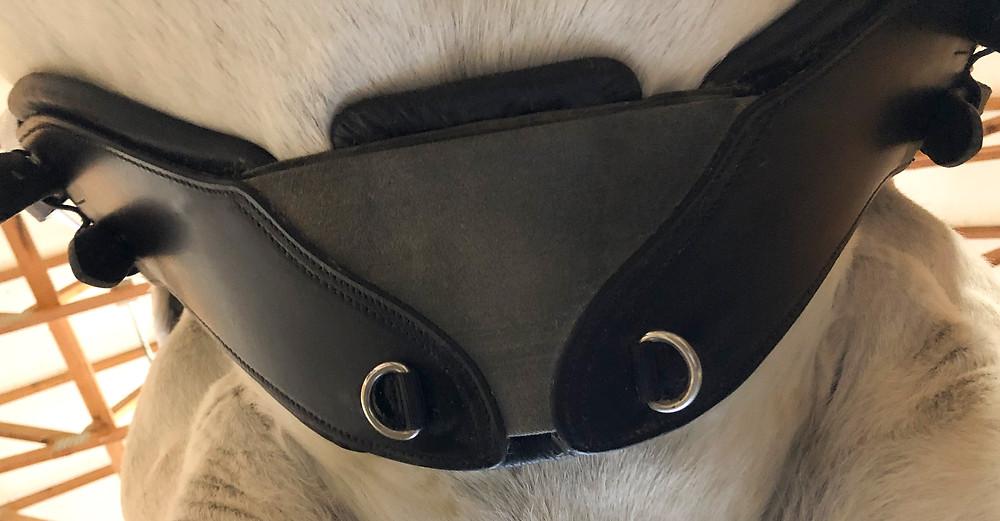 Total Saddle Fit StretchTec Shoulder Relief Girth