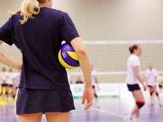 Volleyball (Co-ed)