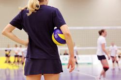 Pre Volleyball Serve