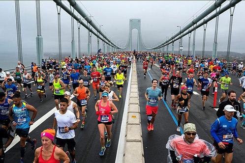 NYC Marathon 2020