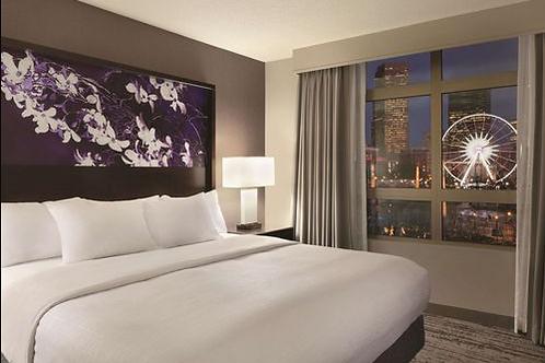 Upgrade to Private King Suite   Atlanta