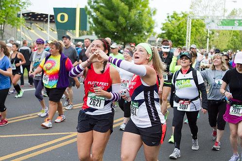 Eugene Marathon Package