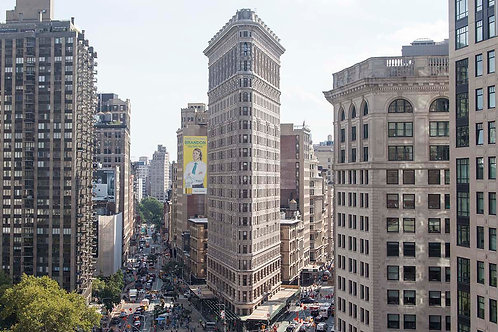 Flatiron Food, History, and Architecture Tour |NYC|