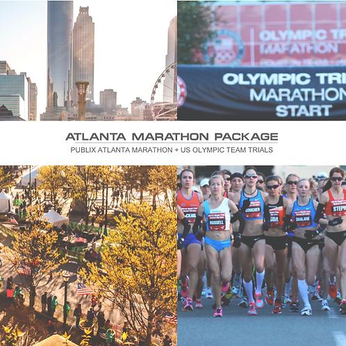 Atlanta Marathon + US Olympic Team Trials |03/01/2020|