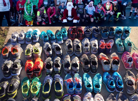 Collecting Shoes for running works