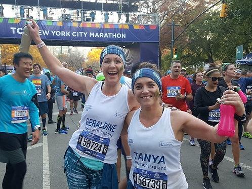 Add a guest for free! |NYC Marathon|