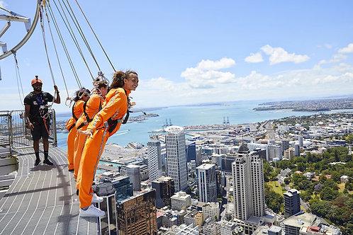 Auckland Skyjump experience