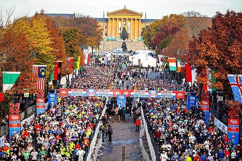Philadelphia Marathon 2020