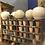 Thumbnail: Lot de cache pots en grès