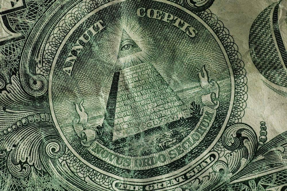 A US Dollar Bill