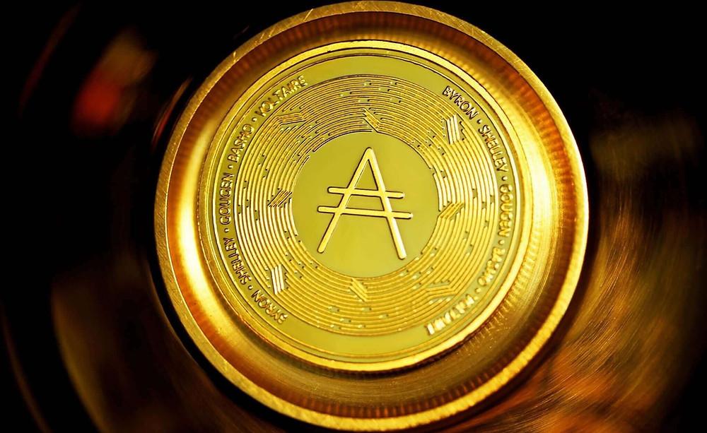 Cardano ADA Coin