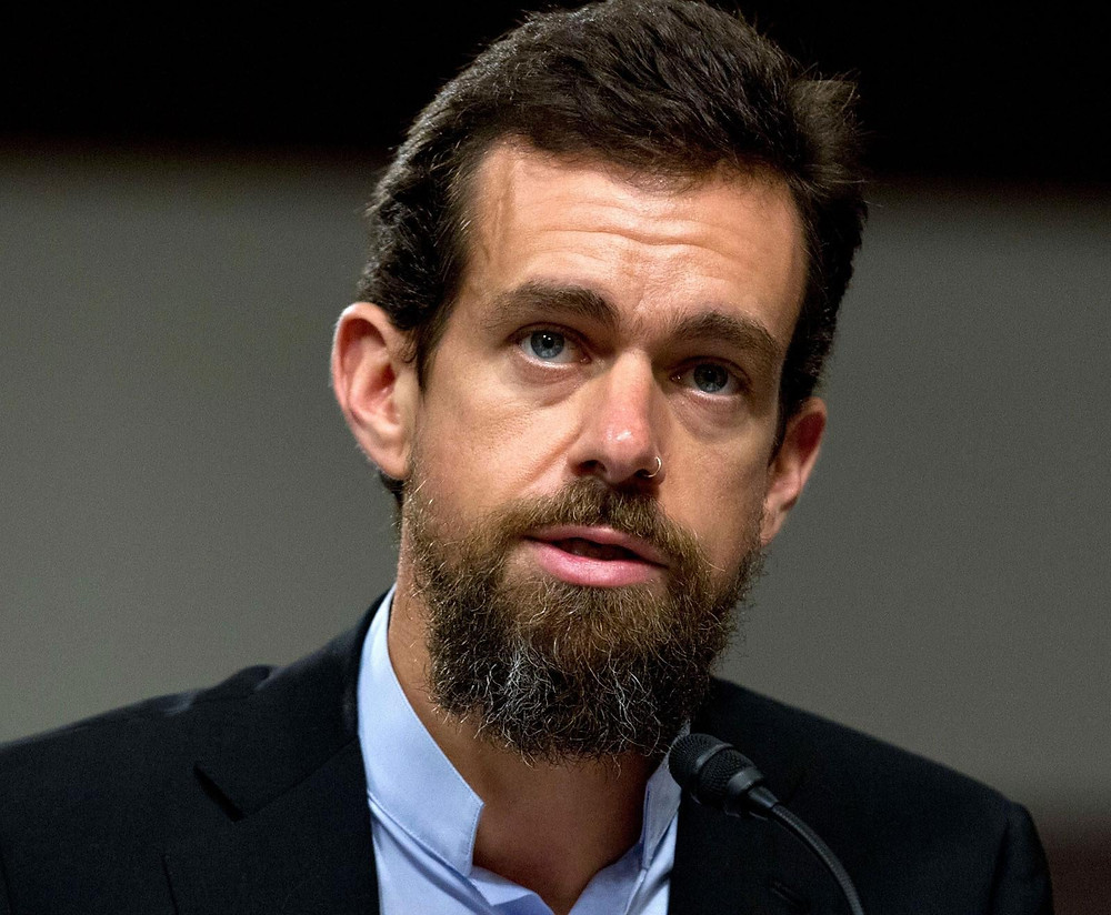 Jack Dorsey, founder, Twitter and Square