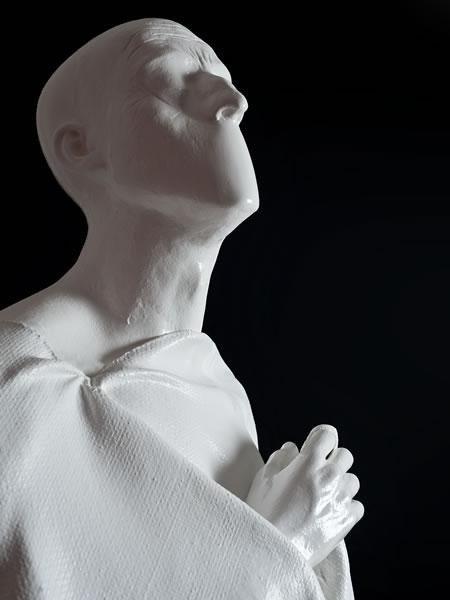El Hombre-zitto (Detail)