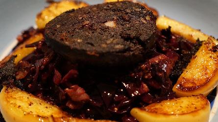 Black Pudding & Cabbage Salad2.JPG
