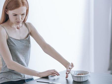 O transtorno alimentar é causado por dieta