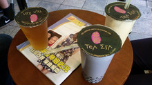 Tea Era - Taro Milk Tea with Boba
