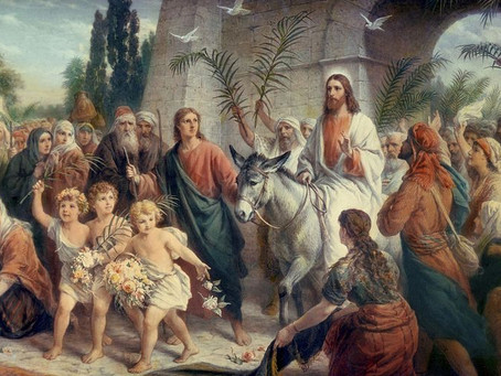 Significance of Palm Sunday