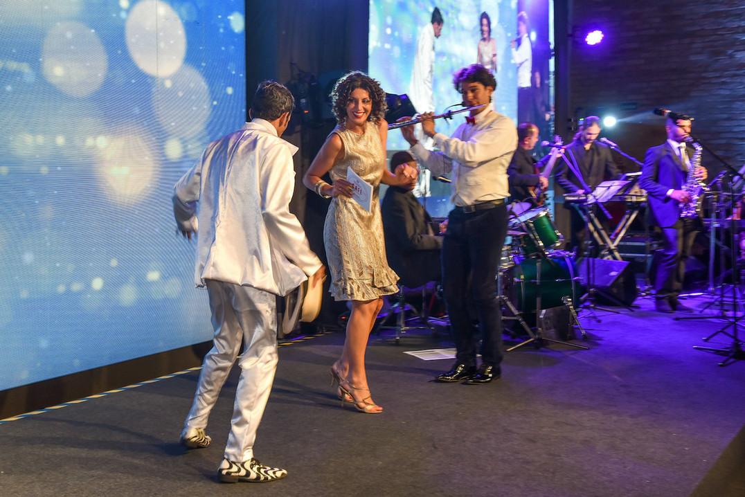 Luah Galvão Apresentadora Evento Prêmio illy café