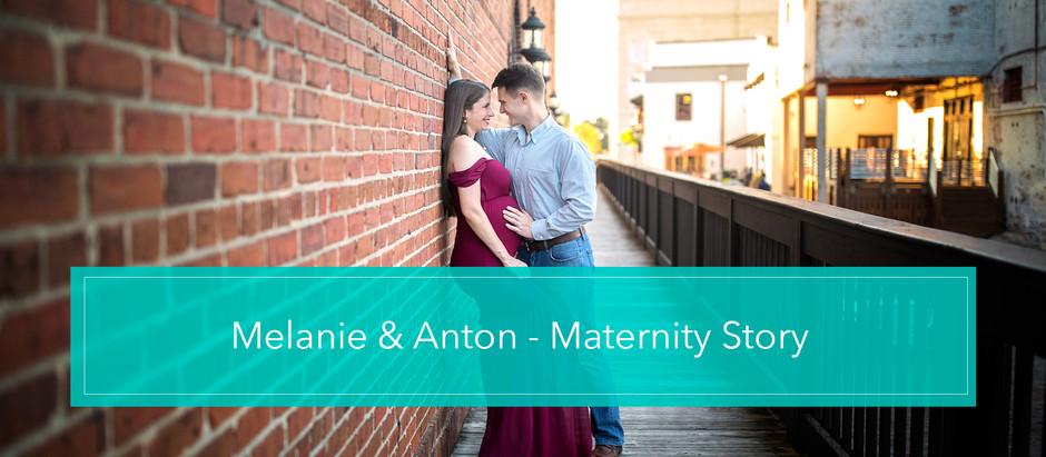 Melanie & Anton | Maternity Story