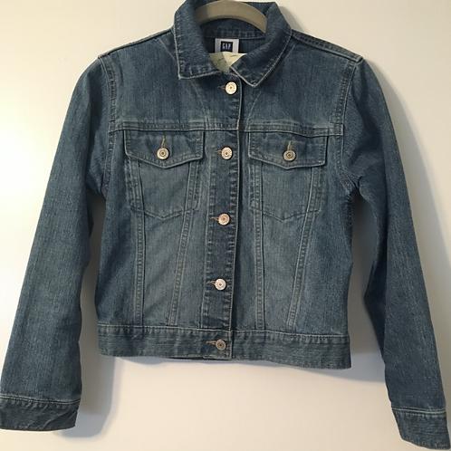 XS Custom Denim Jacket