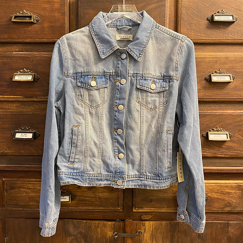 Large Custom Denim Jacket (B)