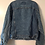 Thumbnail: Large Custom Oversized Vintage Denim Jacket